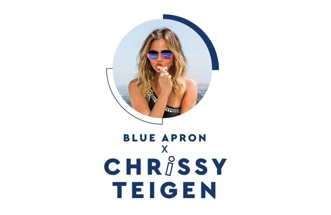 Chrissy Teigen and Blue Apron Team Up for Yummy Summer Meals
