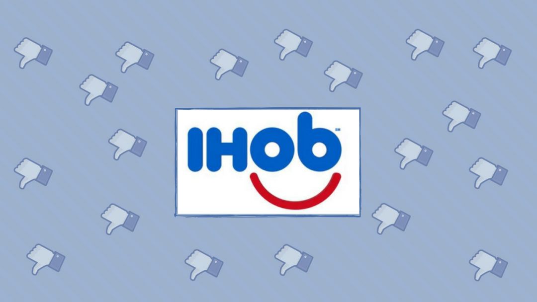 Who won IHOP's 'lHOB' rebranding strategy? Wendy's.