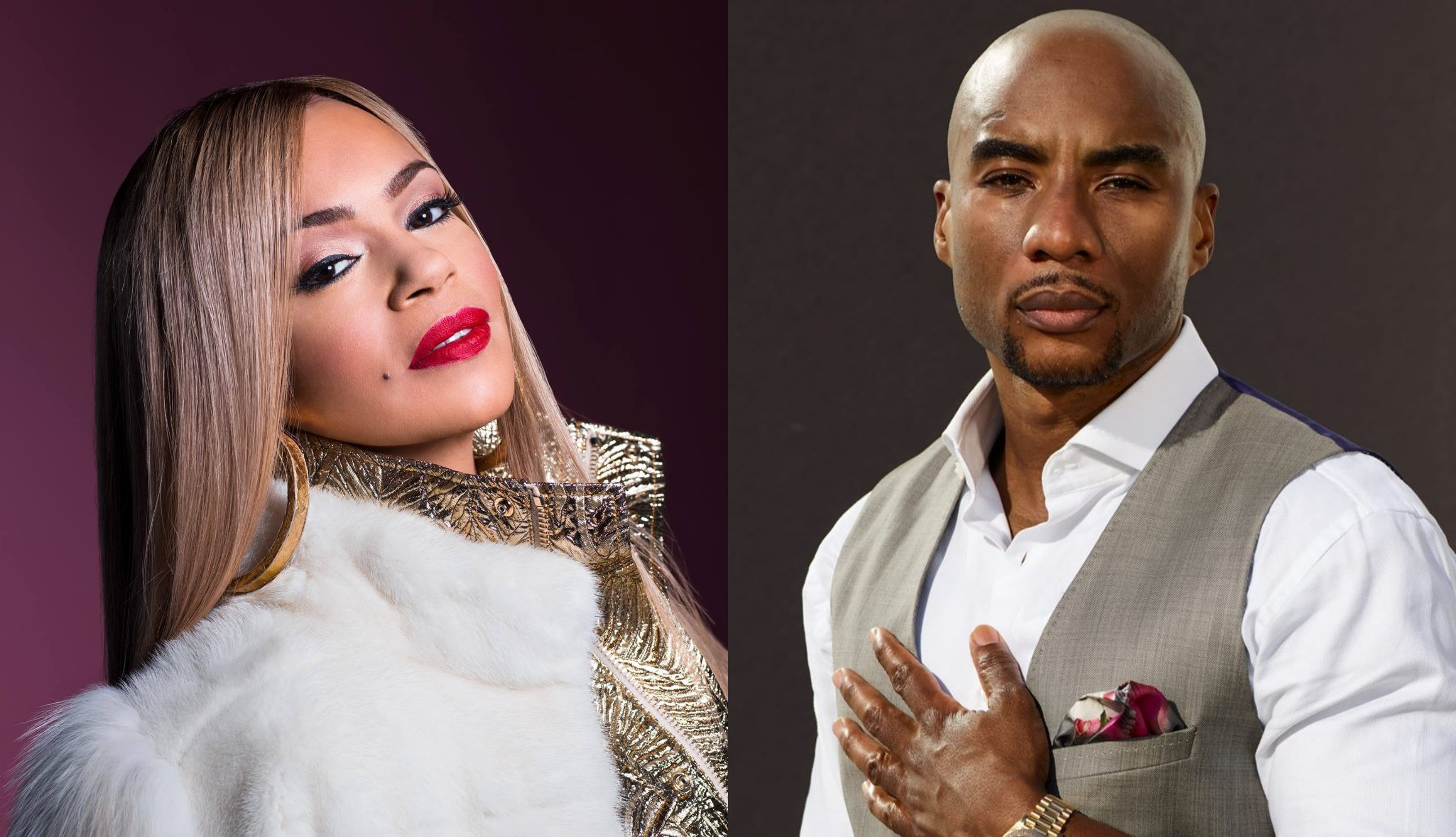 W&T Ep. 7: Faith Evans Needs New Friends + Charlamagne Might Be a Rapist?