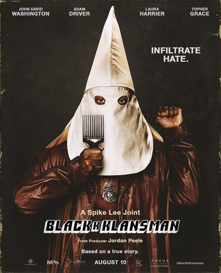 'Blackkklansman' Review: Emotions Came Too Late — But That's A Great Thing!