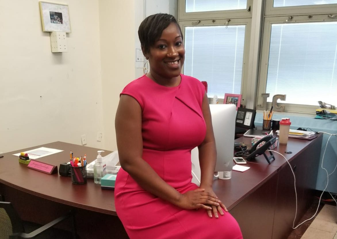 How Janique Cambridge Became a Principal at 33