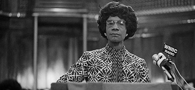 Shirley Chisholm To Be Honored With A Statue In NYC