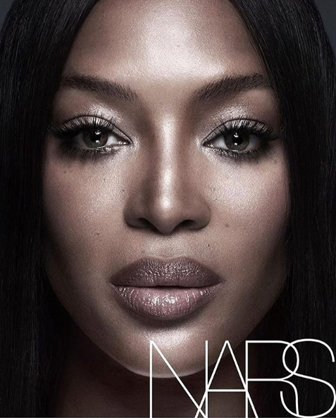 Naomi Campbell Lands NARS Beauty Campaign—Her First Ever