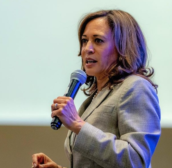 There's Something About Kamala Harris