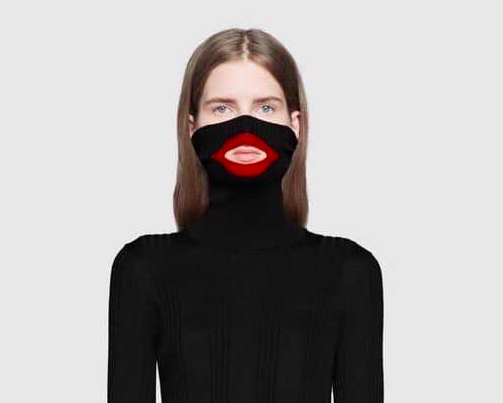 Gucci Makes A Blackface Fashion Statement, Insert All The Facepalms