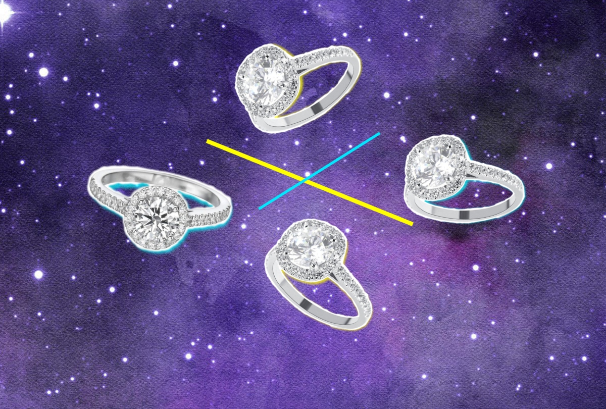 It's Bling Season! Diamond Ring Shopping With Brillianteers [Sponsored]