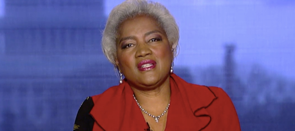 Donna Brazile Joins Fox News (1)