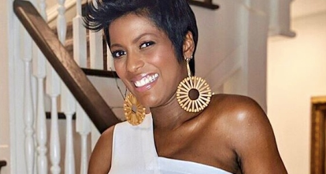 Tamron Hall Announces Pregnancy: 'A Show Isn't The Only Thing I'm Trying To Produce'
