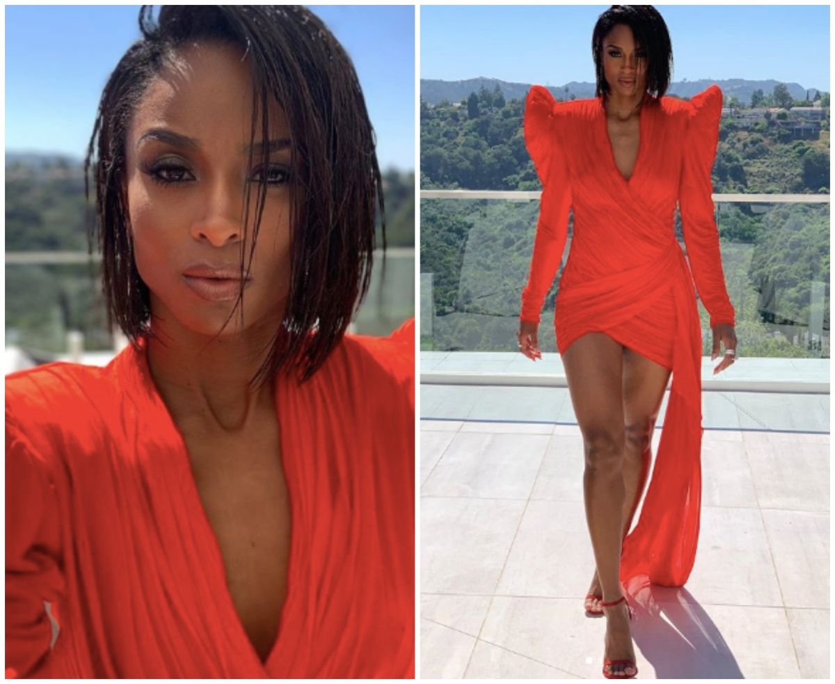 Ciara Shut Down The BET Awards Red Carpet, Tell Your Faves To Go Home